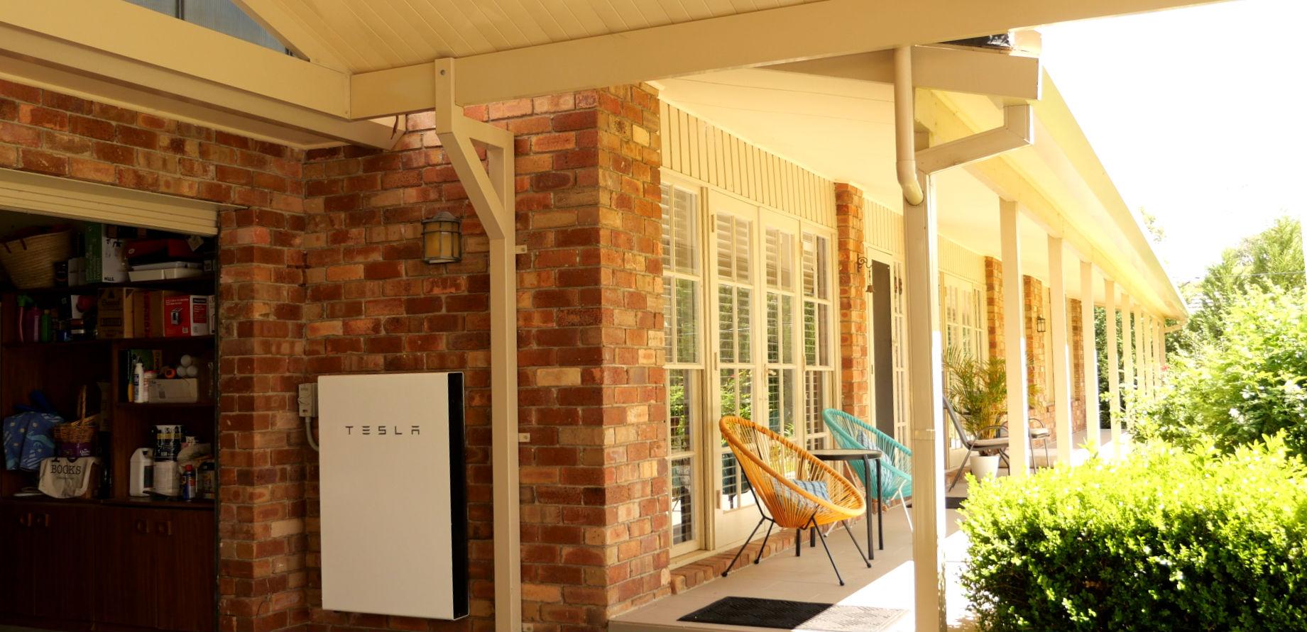 powerwall porch